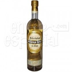 Traditional Tequila, Personalized